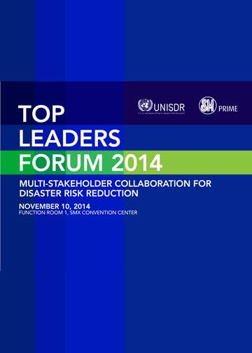 SM Top Leaders Forum 2014
