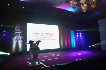 Robinsons Mall Tenant Conference
